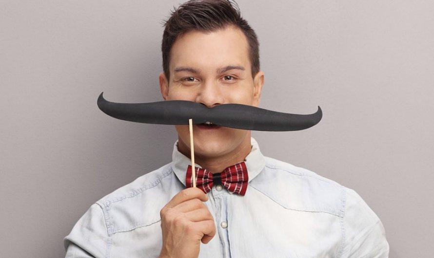 3 hommes à moustache qui ont su rester sexy
